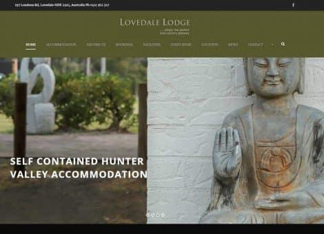 lovedale lodge