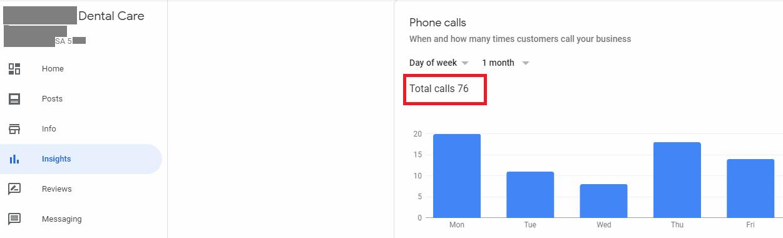 insights 76 calls